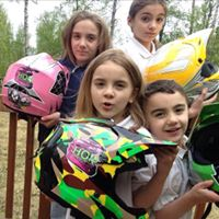 Helmet Recipients