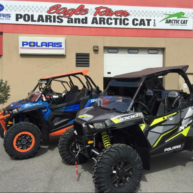 Sponsor: Eagle River Polaris and Arctic Cat
