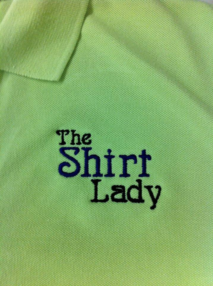 Sponsor: The Shirt Lady