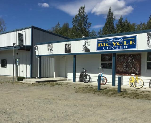 Sponsor: Alaska Bicycle Center